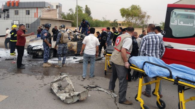 Photo of Enemies of Iraq's UNITY attacks kill 29, injure 70 in Iraq