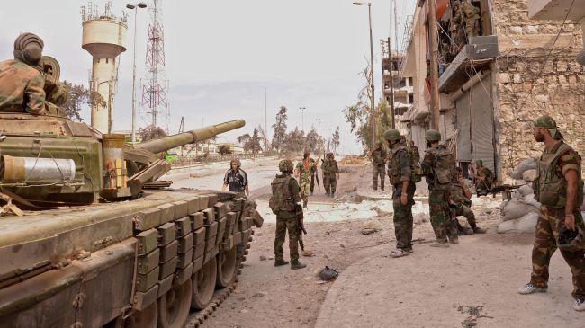 Syria army advances on Qusayr in Homs