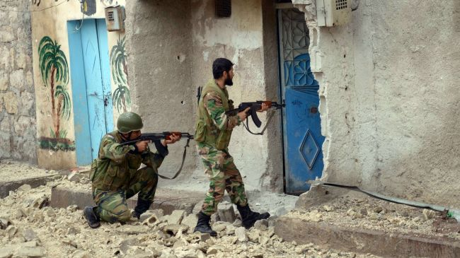 Syria militants continue to suffer major losses