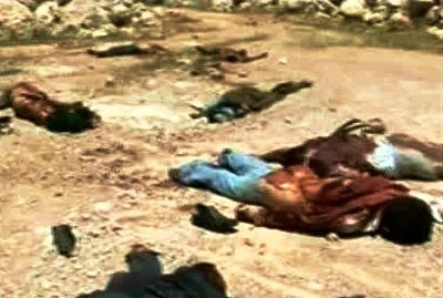 Photo of Syrian Army killed many terrorists leaders in Qussair