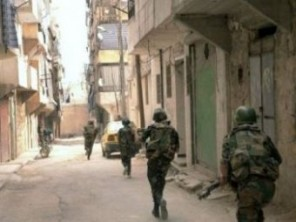 Syrian commando units in al-Qusair and militants to choose surrender or death