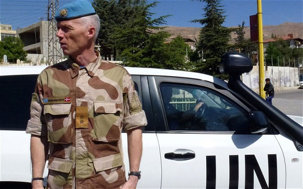Terrorists in Syria Seize Four UN Peacekeepers in Golan Heights