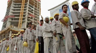 UAE construction workers launch historic strike