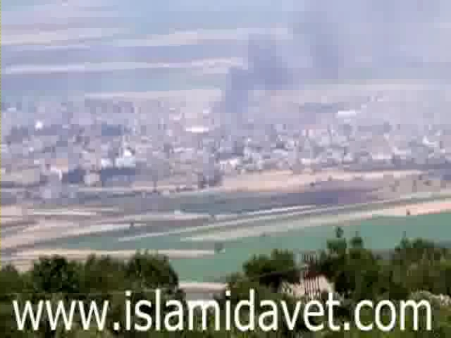 Photo of Video- Terrorists in Syria were ready to film the explosion even from kilometers distance