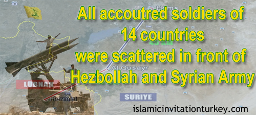 Photo of Video- Glorious Hezbollah Who helped Syria to clean terrorists in Qussair