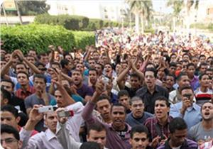 Photo of Mass rallies in Egypt in support of Jerusalem and Al-Aqsa