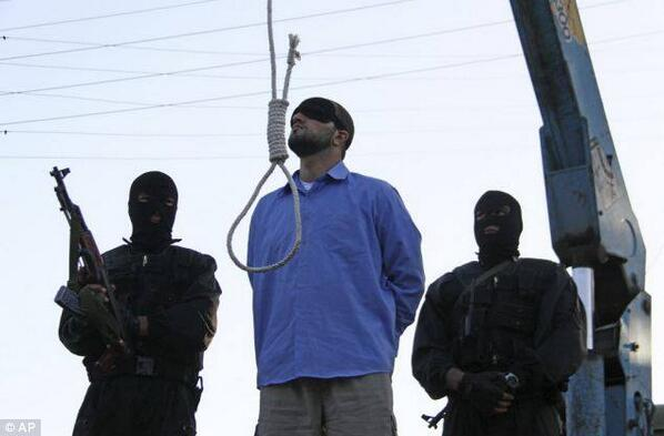Photo of Iranian authorities have executed  2men convicted of spying for Israel's  Mossad  &the CIA