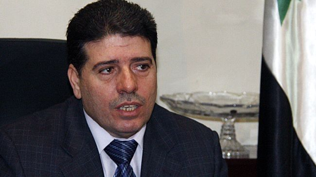 Photo of Syrian prime minister: Victory against terrorists is nearing