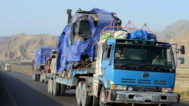 Photo of Gunmen kill NATO driver in northwest Pakistan