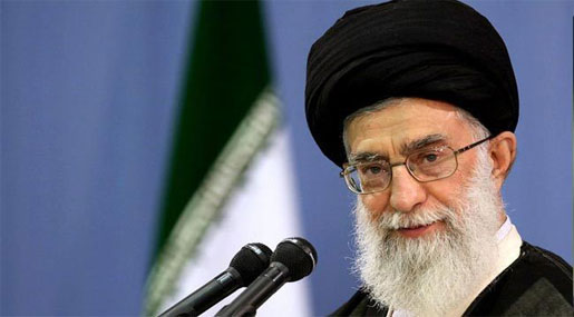 Photo of Imam Khamenei: I Do Not Favor Candidate at Presidential Elections
