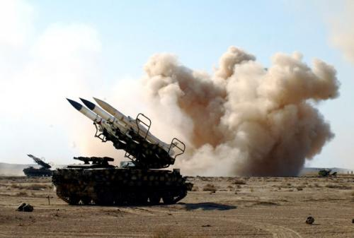 Photo of Syria Readied Its Most Advanced Missiles with Orders to Hit Israel: Report
