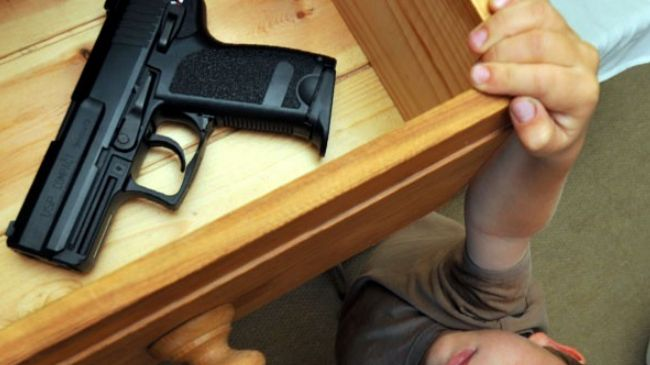 Photo of Two-year-old boy dies after shooting himself in head