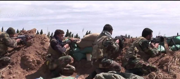 Photo of Al-Quseir Battle Exposes Armed Syrian Opposition's Dispersal
