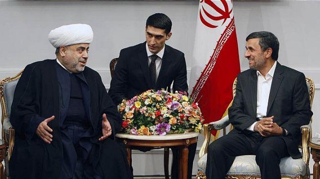 Photo of Iran wants Azerbaijan progress, welfare: Ahmadinejad