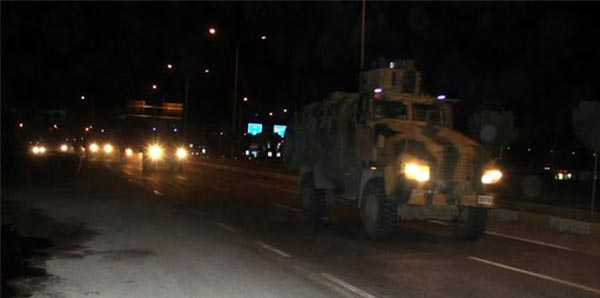 Photo of Hatay's MP officially declared Reyhanlı turned to the military headquarters