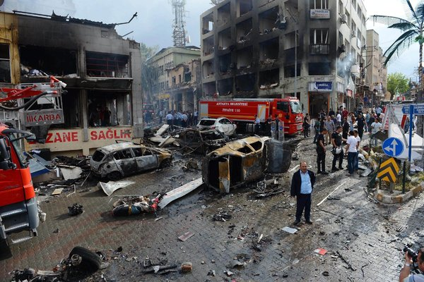 Photo of Syria: Ready for Joint Inquiry, Erdogan's Government Blamed for Turkey Attacks