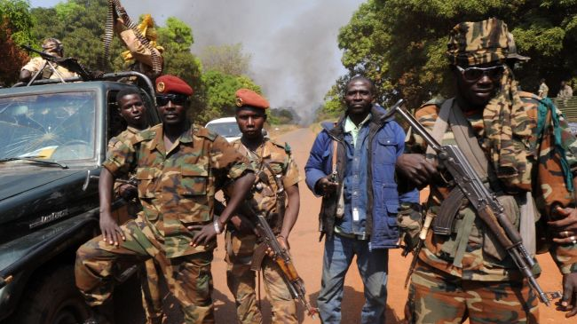 Photo of Seleka fighters kill 25 villagers in Central African Republic