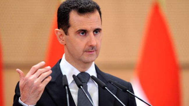 Photo of Syria resolute to fight terrorists, find political solution: Assad