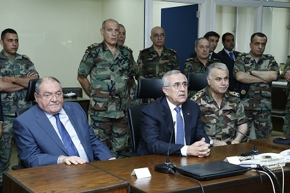 Photo of Sleiman on Liberation Day: Concept of Resistance Must Be above Sedition