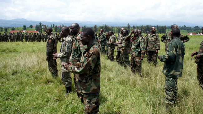 Photo of Congolese, Burundian officers, rebels profiting from blood minerals