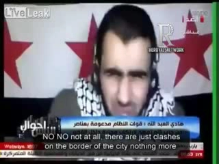 Photo of Video- While Zionist FSA reporter trying to lie but…
