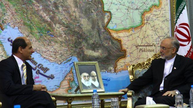Photo of Iran, Cuba can help resolve crisis in Syria: Salehi