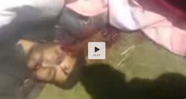 Photo of Video- Savage monsters in Syria massacred 77 People for their being Shiite