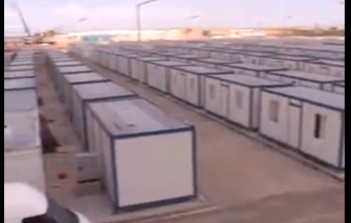 Photo of Video- People in Turkey's Malatya Fatih Province do not Syrian Refugees in their Land