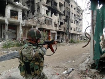 Photo of Syrian army advances in al-Khalidiya of Homs, Wide operations in Damascus countryside
