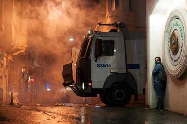 Photo of Turkey police retain heavy hand