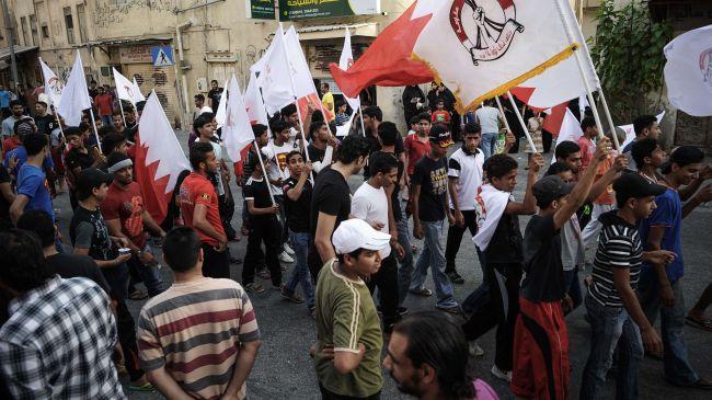 Photo of Anti-regime protests continue in Bahrain