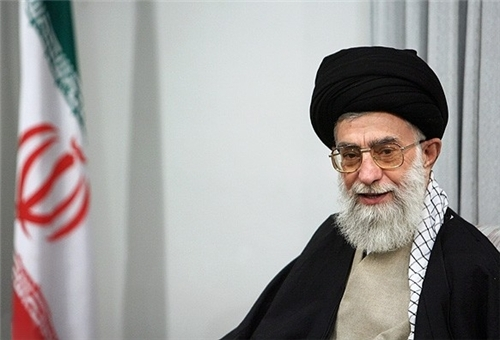 Photo of Imam Khamenei: Enemies Seeking to Prevent Iran's Progress