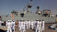 Photo of Iran Larak warship completes mission