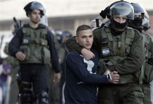 Photo of Slaughterer Israeli Forces Detain 10 Palestinians in West Bank