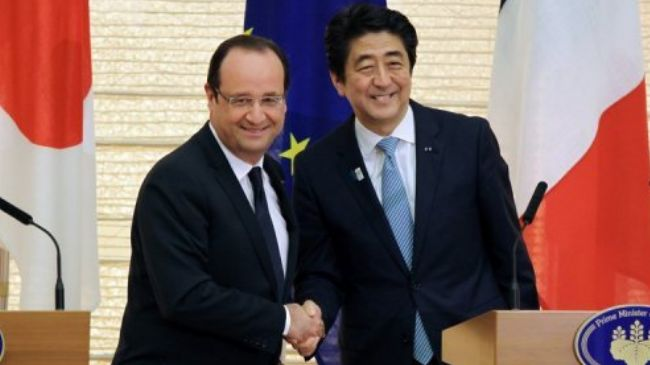 Photo of Japan, France to enhance special partnership on defense sector