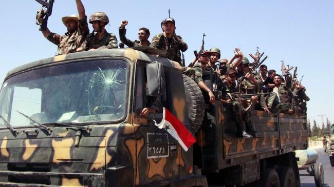 Last militant bastion near Qusayr taken