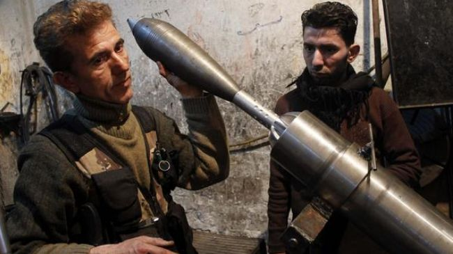 Rocket attack kills six people near Aleppo