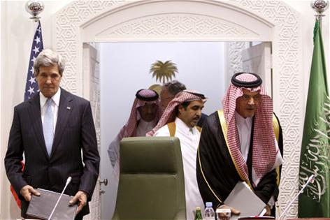 Photo of Faisal: Saudi Arabia Will Not Stand Idly before Syria