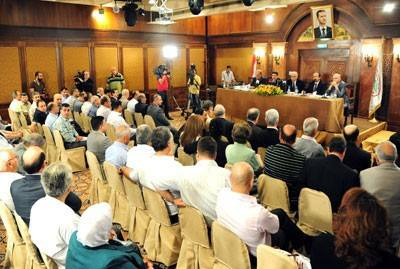 Photo of The activities of the extraordinary conference of the Syrian Doctors' Syndicate kicked off on Monday