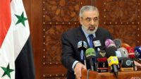 Syrian minister urges Turkish govt. respect for popular demands