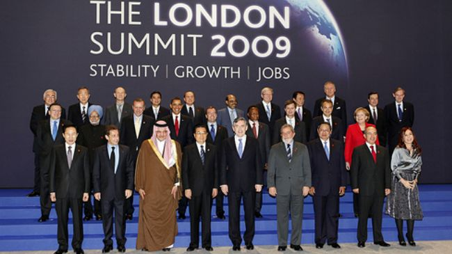 Photo of UK spied on G20 leaders during their 2009 summit in London
