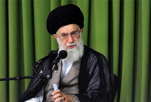 Photo of Leader of Ummah and Oppressed People: West's Stubbornness Blocks Settlement of Iran's N. Issue