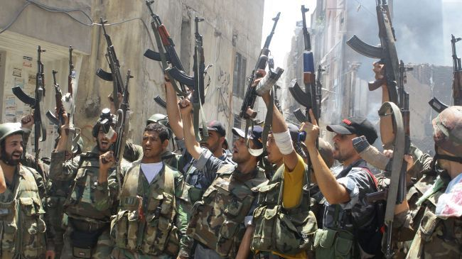 Photo of Syria army to 'continue battle' until all TERRORISTS are defeated