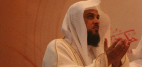 Photo of Photo- Images of Saudi Scholar(?) Mohammad Aref confused People mind