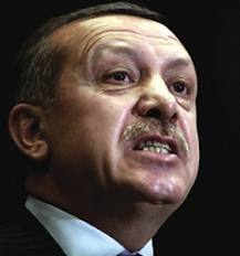 Photo of Turkish PM backs police violent crackdown on anti-government protests