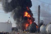 explosion in Louisiana