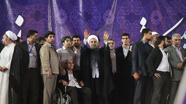 Photo of Interior Ministry: Rohani wins over 16 million votes