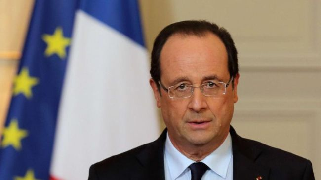 Photo of Popularity rating of French President Hollande falls: Poll
