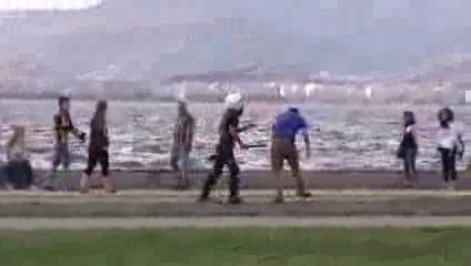 Photo of Video- Turkish Police attacked Izmir People in a very harsh way