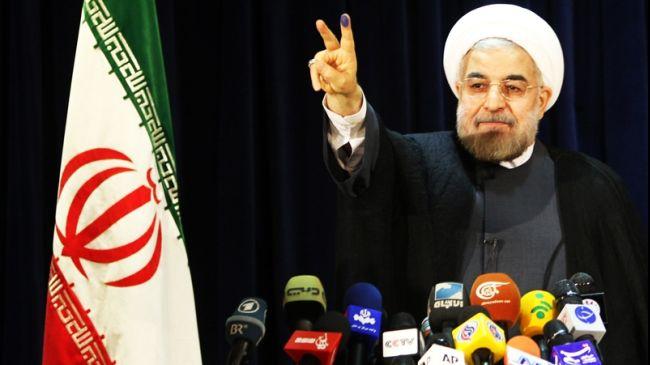 Photo of Rohani far ahead in Iran's presidential election so far